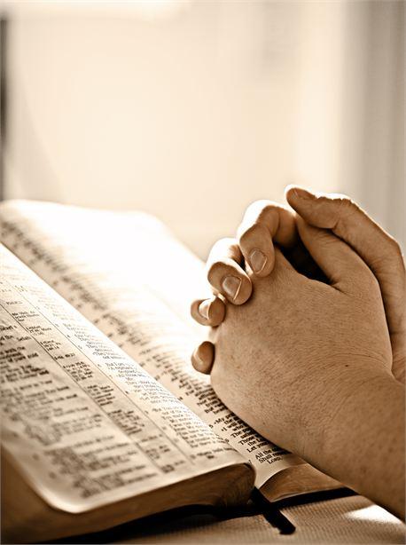 Orem no Espírito em todas as ocasiões, com toda oração e súplica; tendo isso em mente, estejam atentos e perseverem na oração por todos os santos.   Efésios 6:18