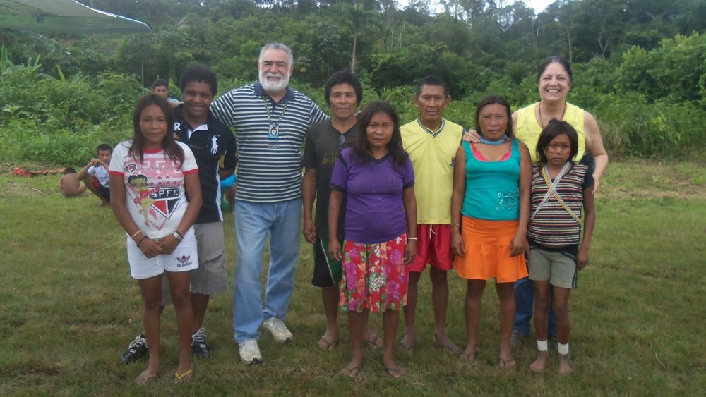 Mobilização e Capacitação - Hoje participam da divulgação da Missão em diversos seminários e igrejas, despertando mais obreiros e parceiros para o trabalho aqui no Norte. Além de ser responsável pela área de estágios da Missão, Edson é o coordenador do Encontro de Líderes Indígenas Waiwai.