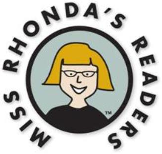 Miss Rhonda's Readers