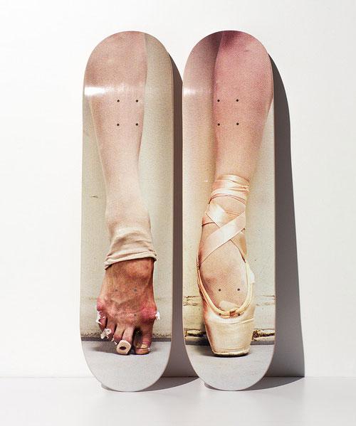 Ballet-Skateboards