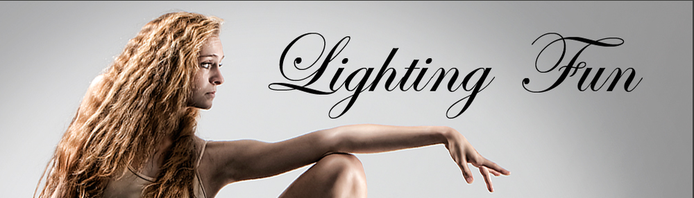 Click the image above to view Calmes 'Lighting Fun' Gallery (and yes that's Maggie again!)