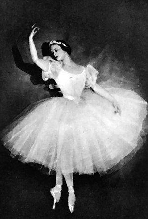 The 'steel toed' Marina Semyonova