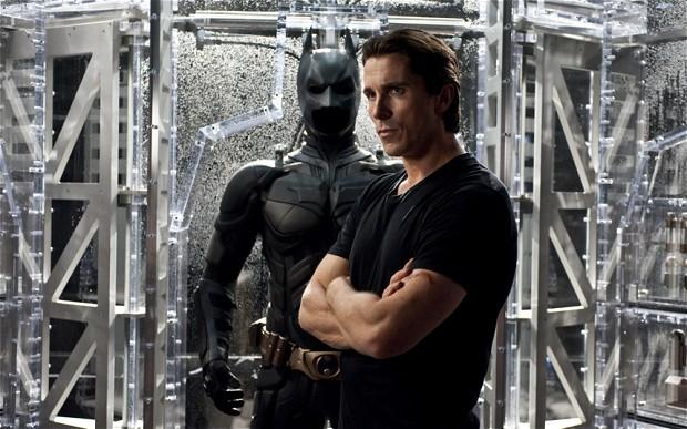 Batman star and former ballet dancer Christian Bale
