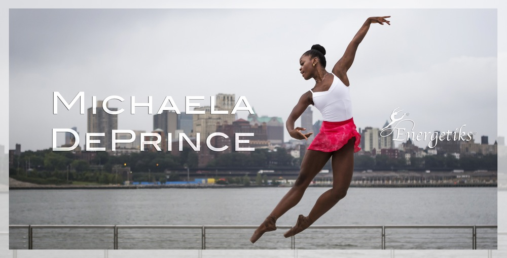 Michaela DePrince Header