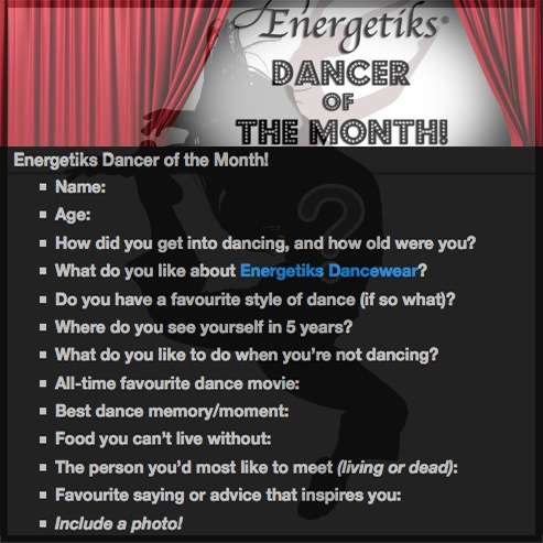 Send your answers and photo to Energetiks at promotions@energetiks.com.au