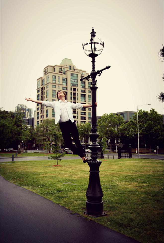 Dancin' in the Park!