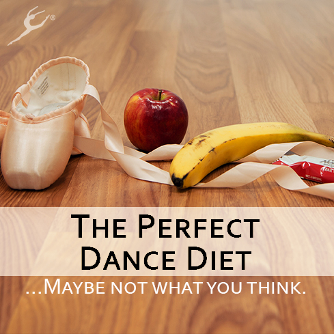 The Perfect Dance Diet