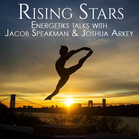 Energetiks talks with Jacob Speakman and Joshua Arkey