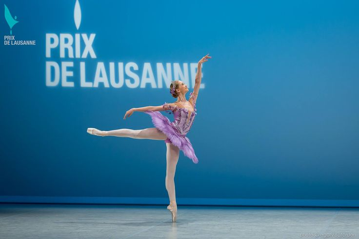 The Prix de Lausanne and