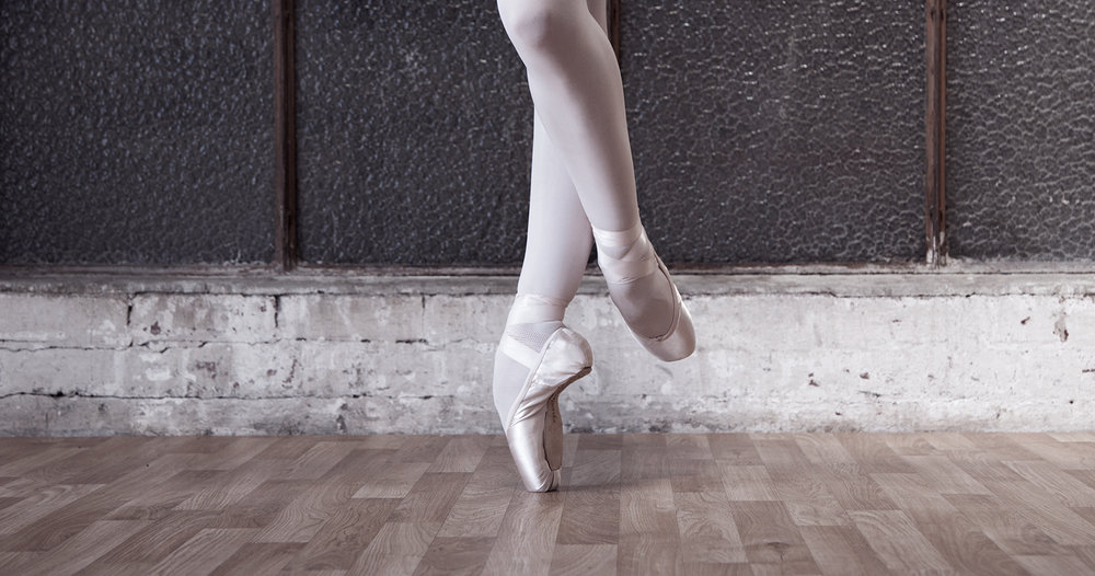 Energetiks Encore Pointe Shoes
