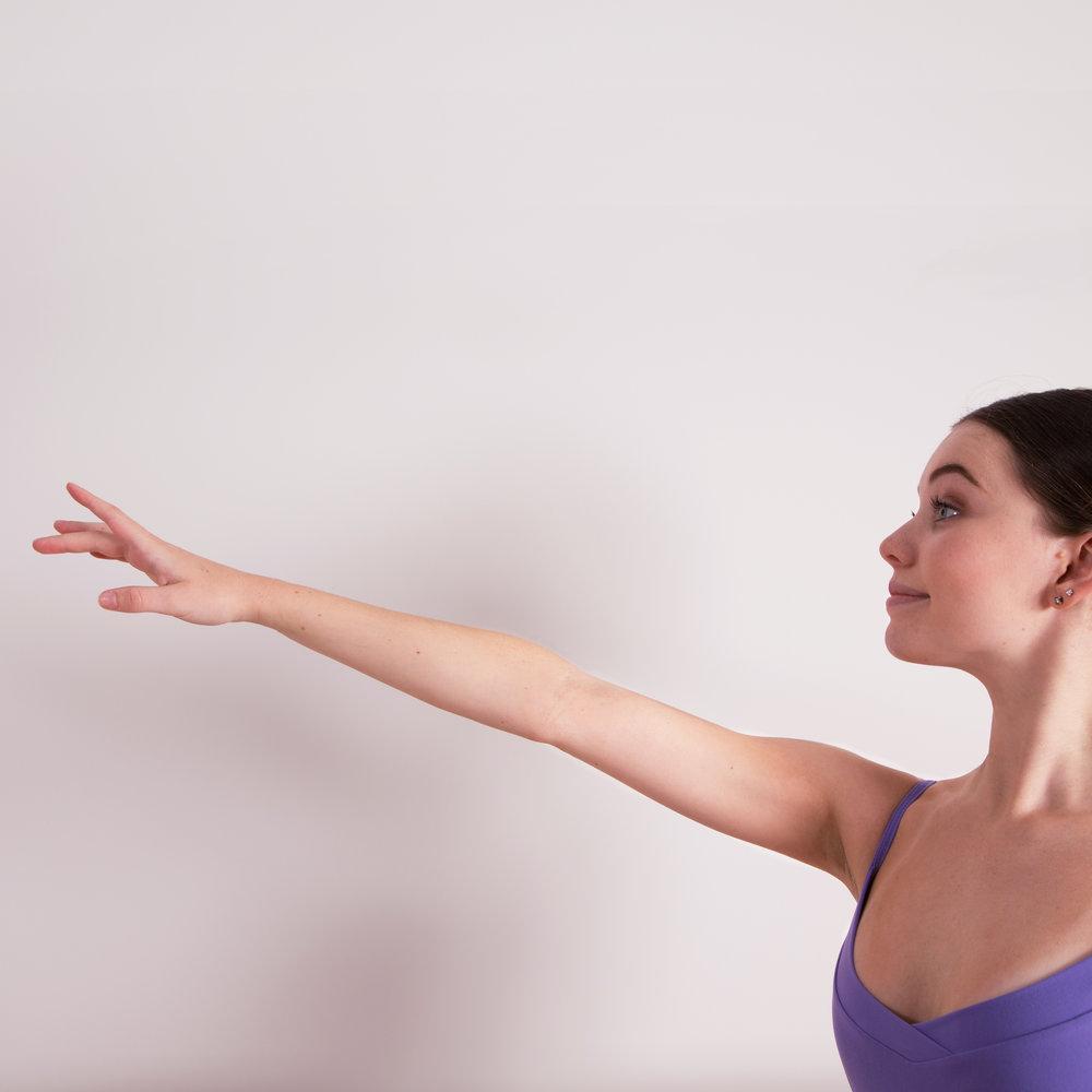 Aligned wrist