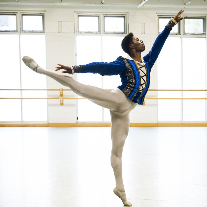 Brooklyn Mack - The Washington Ballet