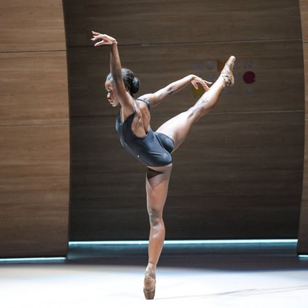 Michaela DePrince - Dutch National Ballet