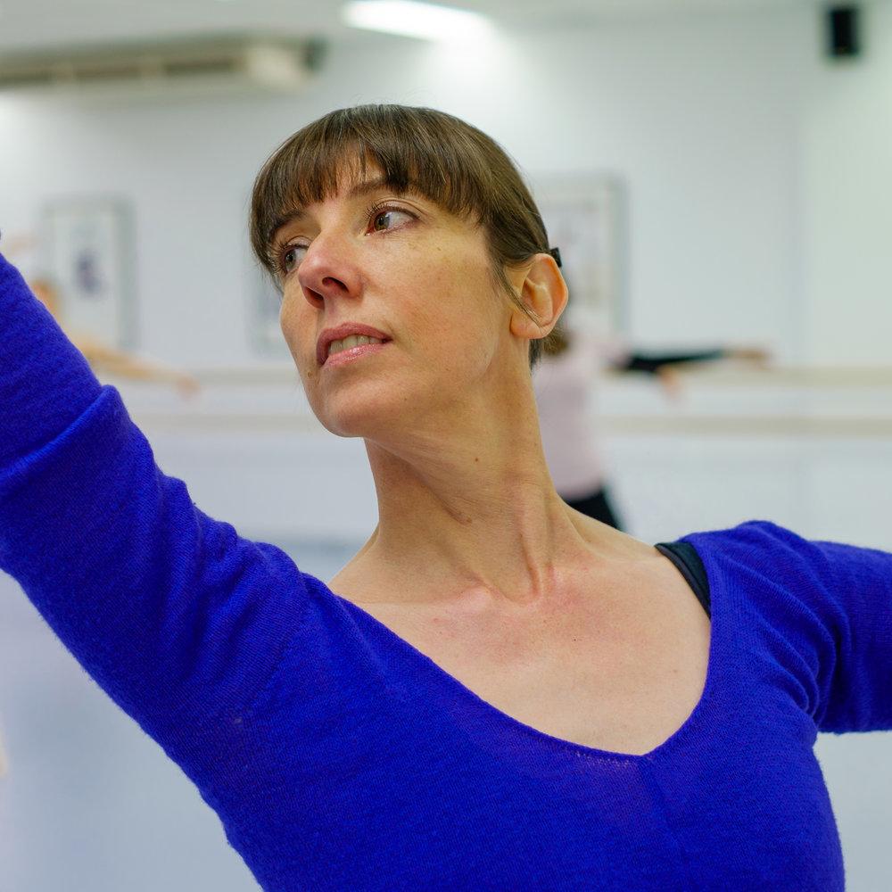 Dance Stories: Dianne Harrison & ElancéAdult Ballet School