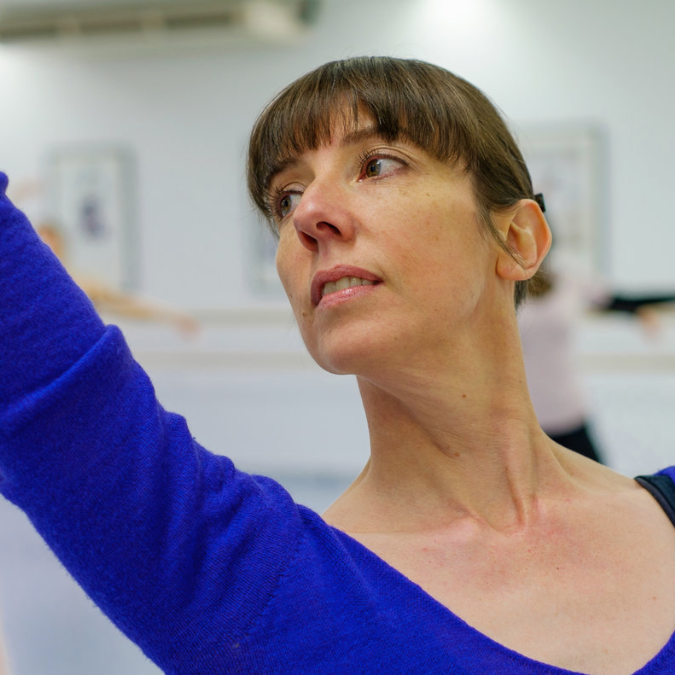 Dance Stories: Dianne Harrison & Elancé Adult Ballet School: