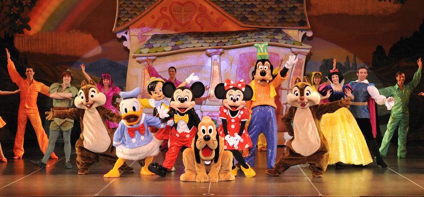 One Man's Dream II, Disneyland Tokyo