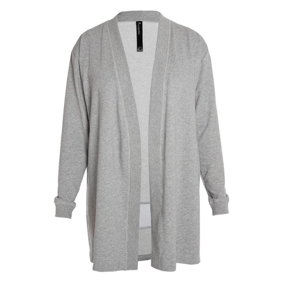 Kora Kimono - Grey Marle