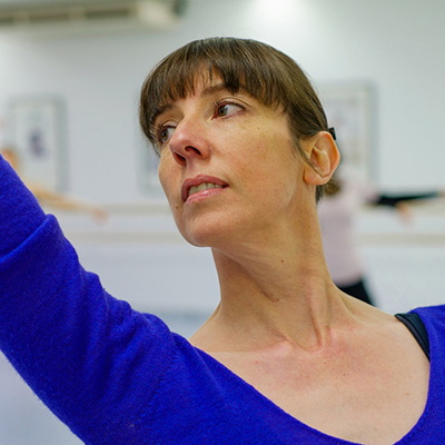 Dance Stories: Dianne Harrison and Elancé Adult Ballet School