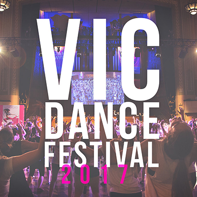 Breaking a World Record at the 2017 Vic Dance Festival