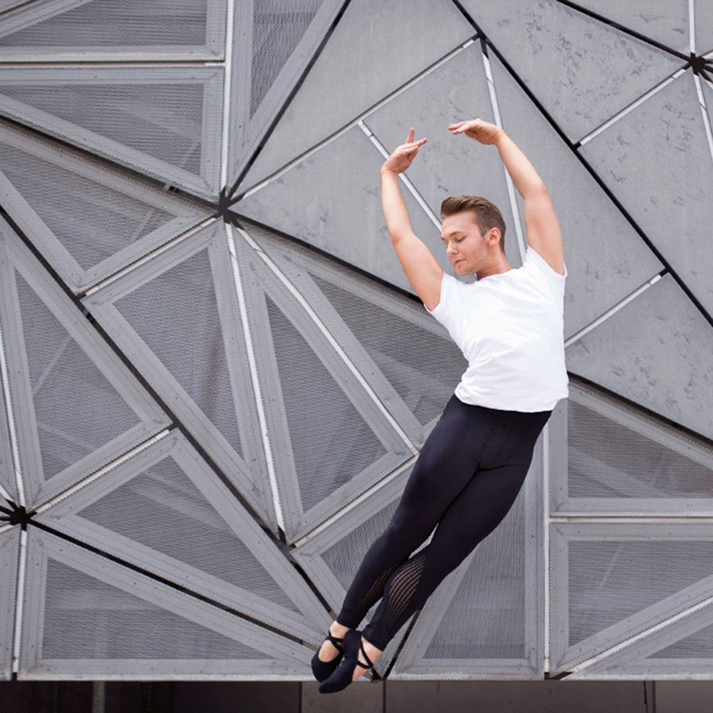 Dance Stories: Jake Burden and Ballet Brothers