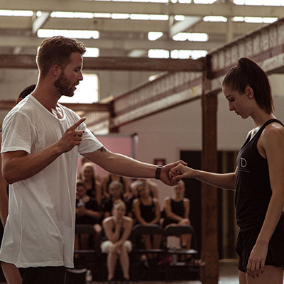 Pathways to Teaching: The Australian Dance Teaching Industry