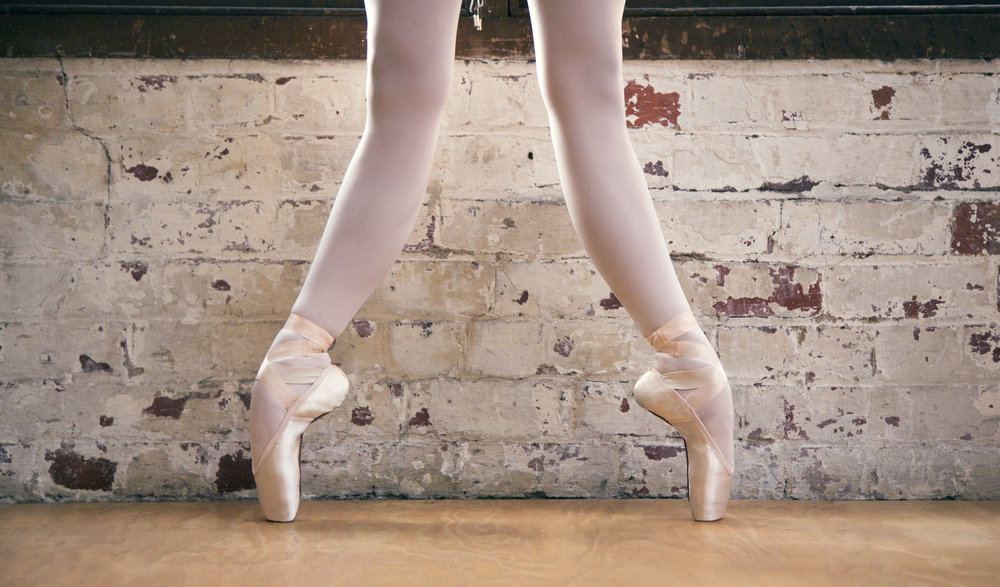 Energetiks  Sapphire Pointe Shoes