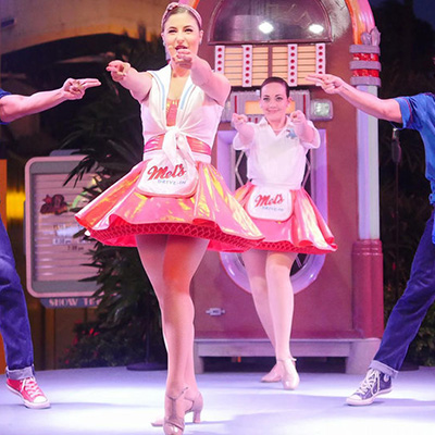 Opportunities Abroad: The Theme Park Dancer