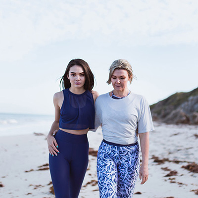 Discovering Paradise | The inspiring mother-daughter duo behind our latest Collection