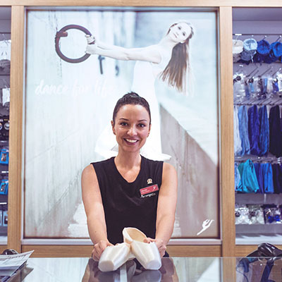 Talking Pointe: Q&A with an Energetiks Pointe Shoe Fitter