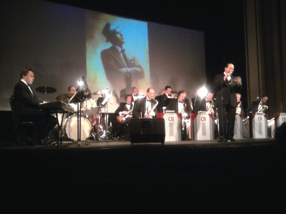 Sinatra Tribute at Colonial Theatre