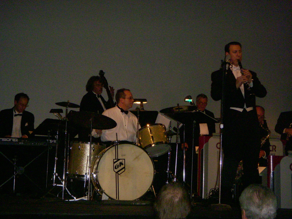 Benny Goodman Tribute