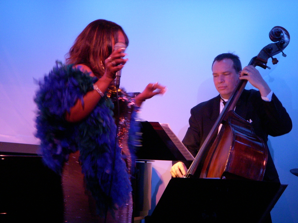 Metropolitan Room, New York City Dinah Washington Tribute