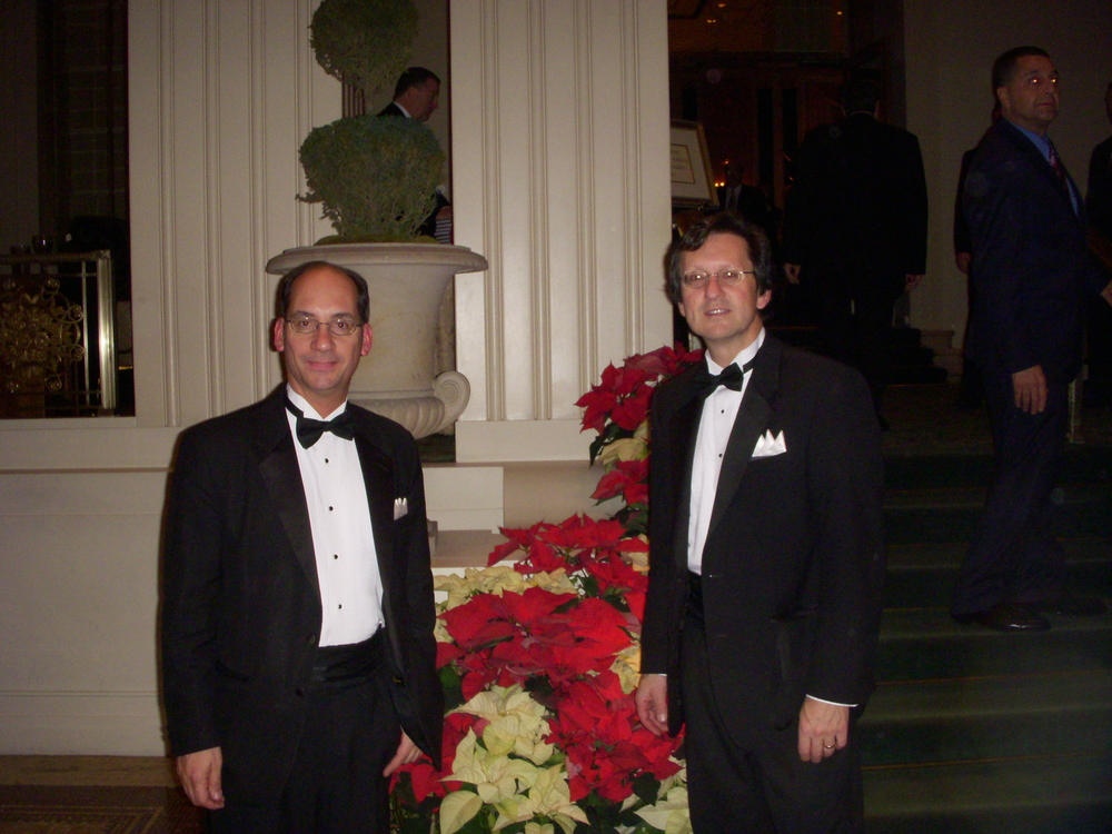 Christmas at the Waldorf