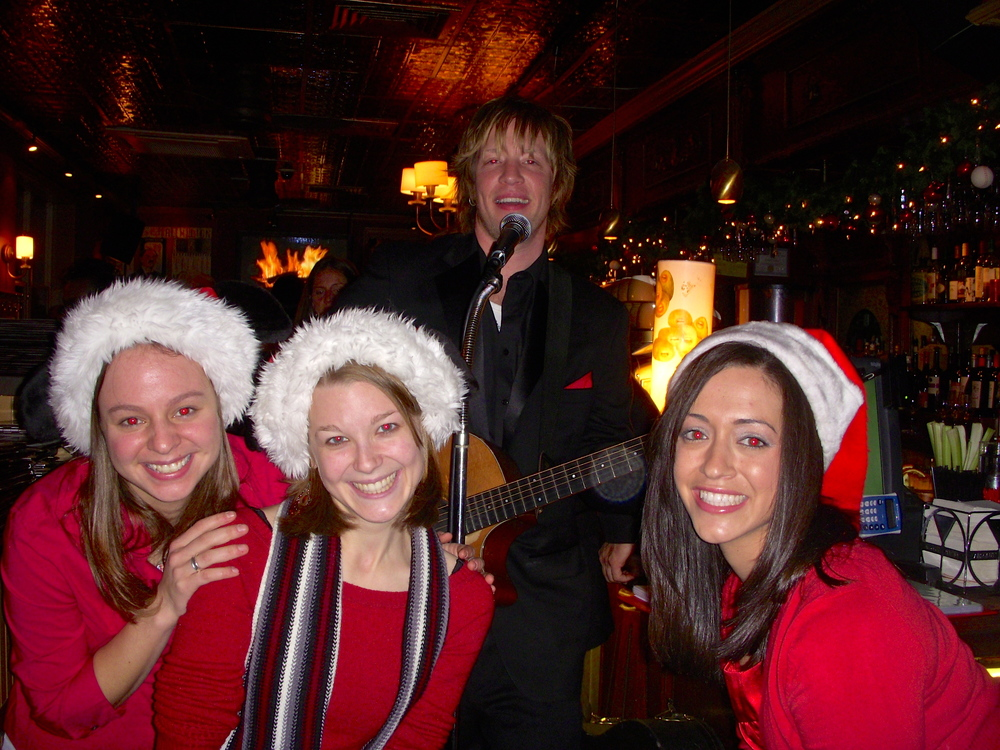 Holiday Party at Bridget Foy's
