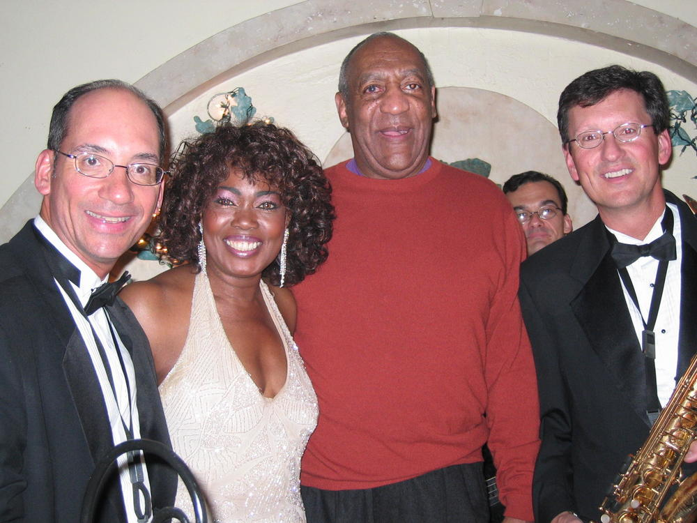 Bill Cosby at Frederick's