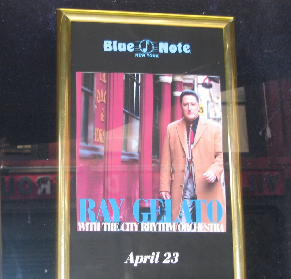 Blue Note, New York City