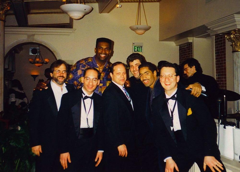 Harlem Globetrotters (1995 Frederick's)