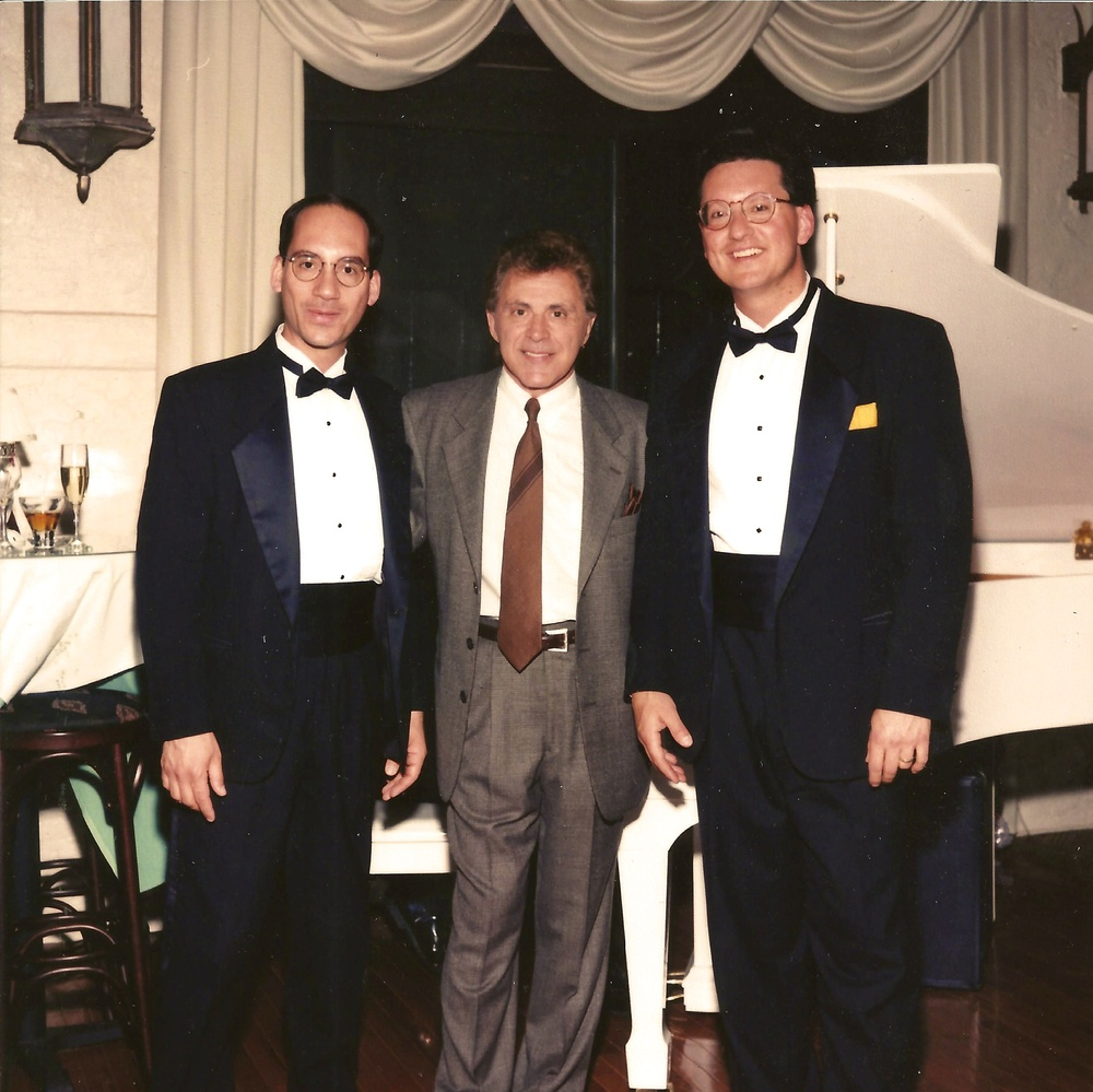 Frankie Valli (1995 Frederick's)