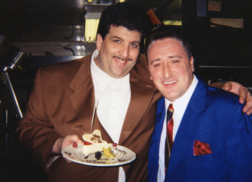 Fred Vidi & Ray Gelato (2002 Frederick's)