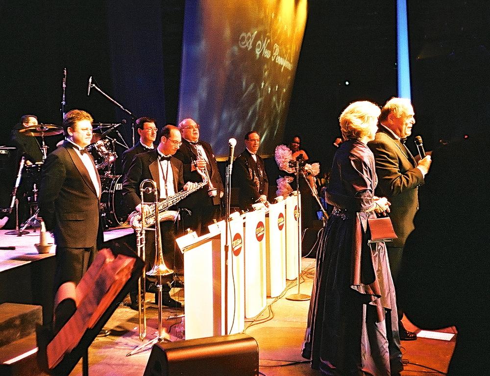 Gov. & Mrs. Ed Rendell (2003 Inaugural Ball, Harrisburg)