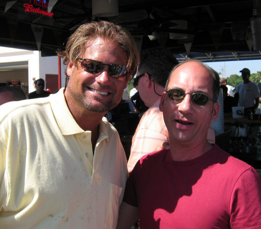 Darren Daulton (2007 Clearwater, Florida)