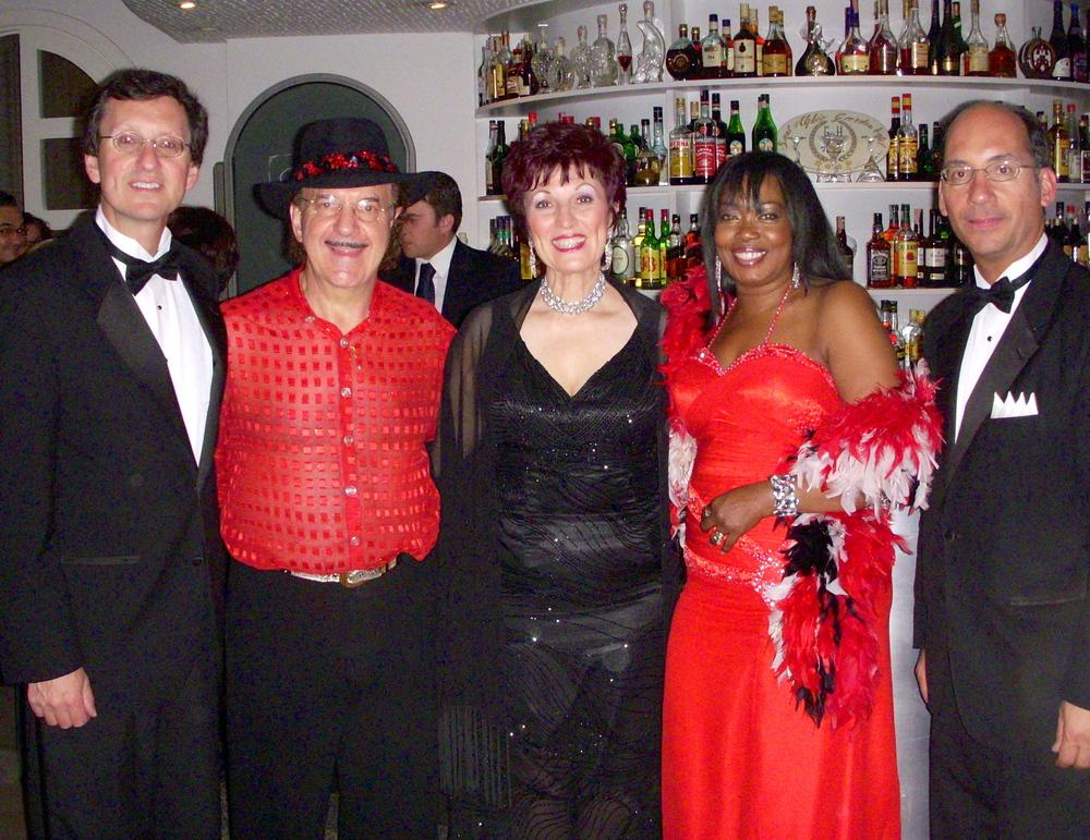 Mario Tacca & Mary Mancini (2008 Taormina, Sicily)