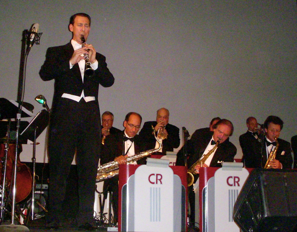 Dan Levinson (2009 Benny Goodman Tribute)