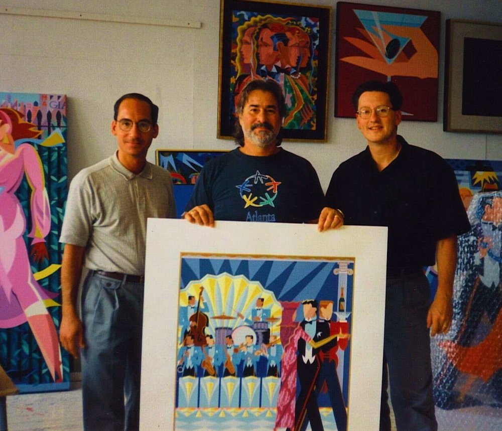 Giancarlo Impiglia (1994 Art Studio. New York)