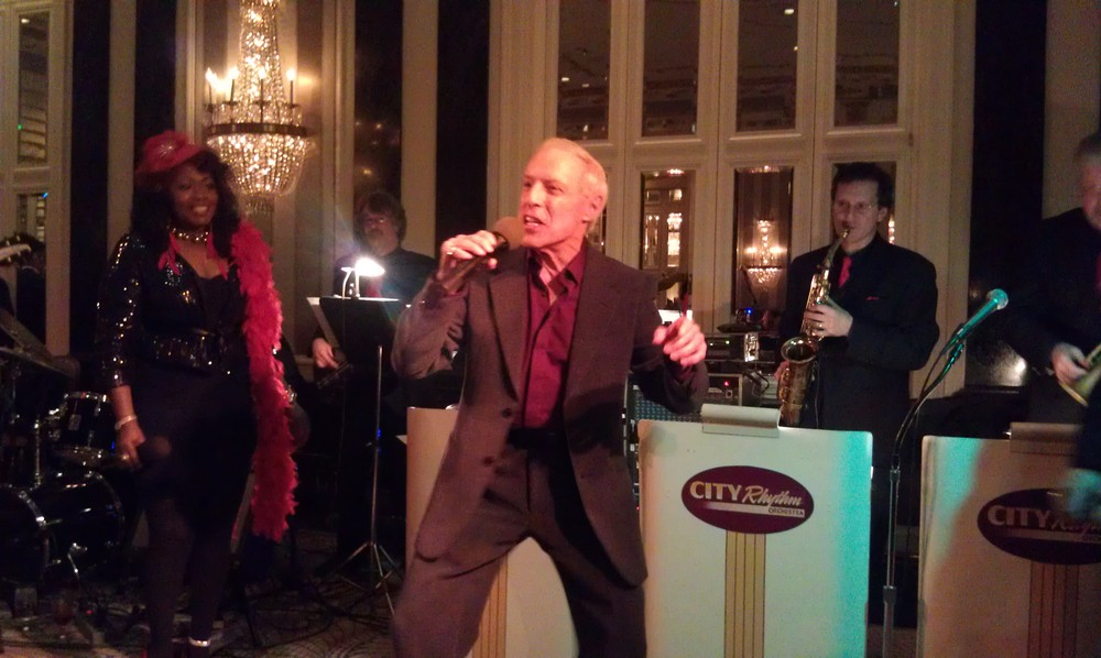Jerry Blavat (2011 Waldorf Astoria, New York)