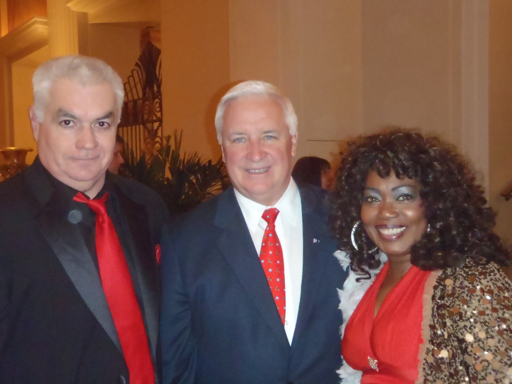 Gov. Tom Corbett (2010 Pennsylvania Gala)