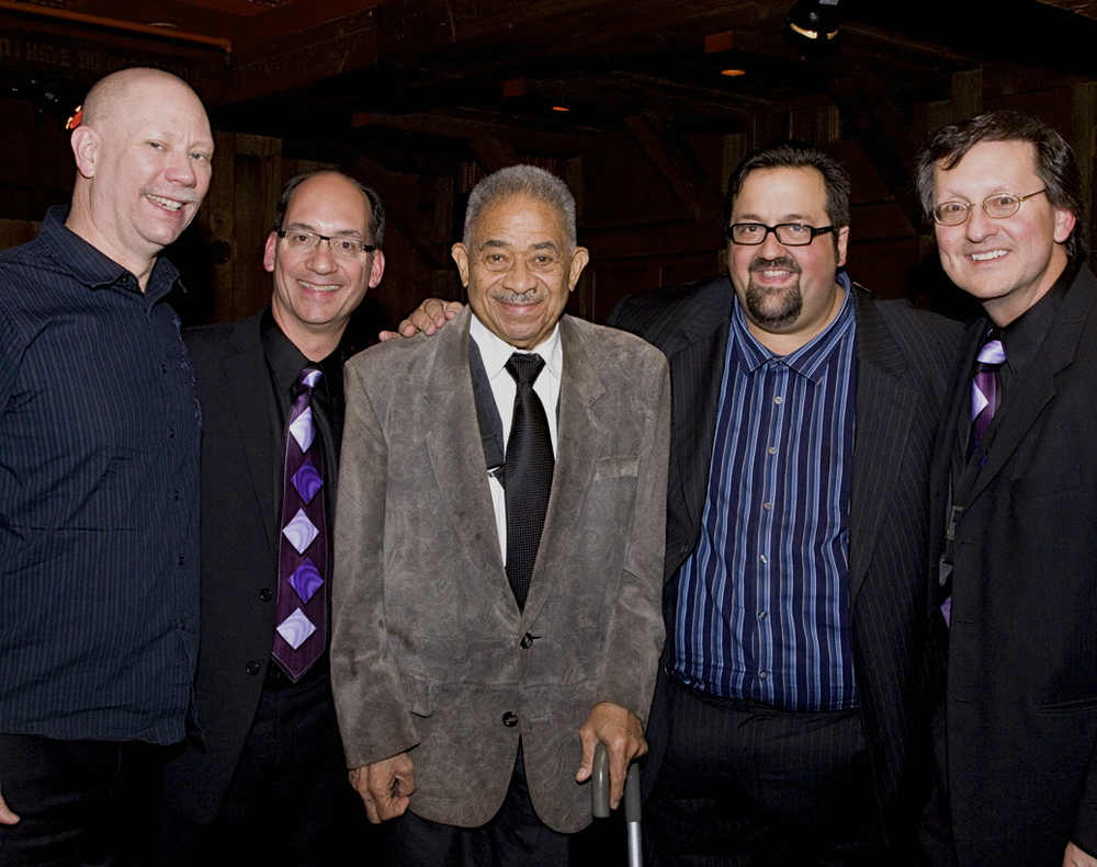Paul Bollenback, Frank Wess, Joey DeFrancesco (2011 Chris' Jazz Cafe)