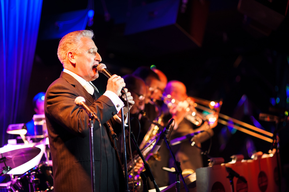 Ray Gelato (2012 Blue Note, New York)