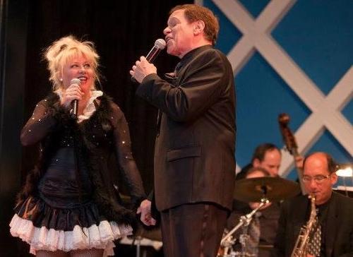 Victoria Jackson & Joe Piscopo (2012 SNL Gala)