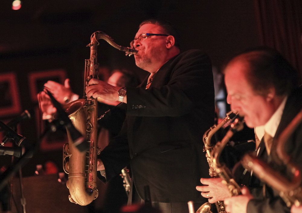 Jerry Welson (2013 Birdland, New York)